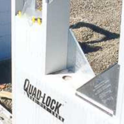 QUAD-LOCK (ICF)